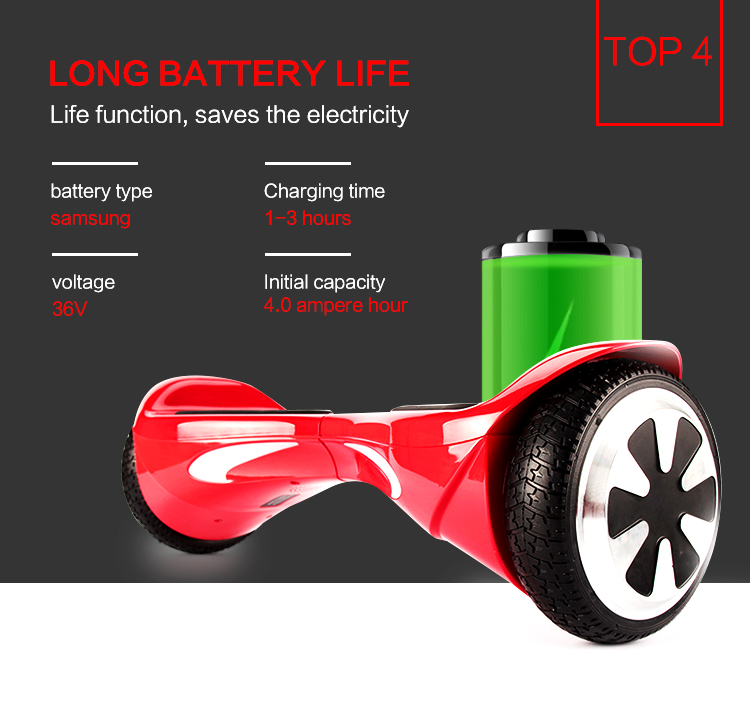 Hoverboard Koowheel Samsung Battery