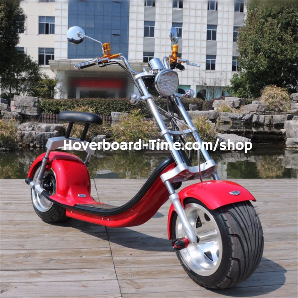 harley e-roller coco city rot 2