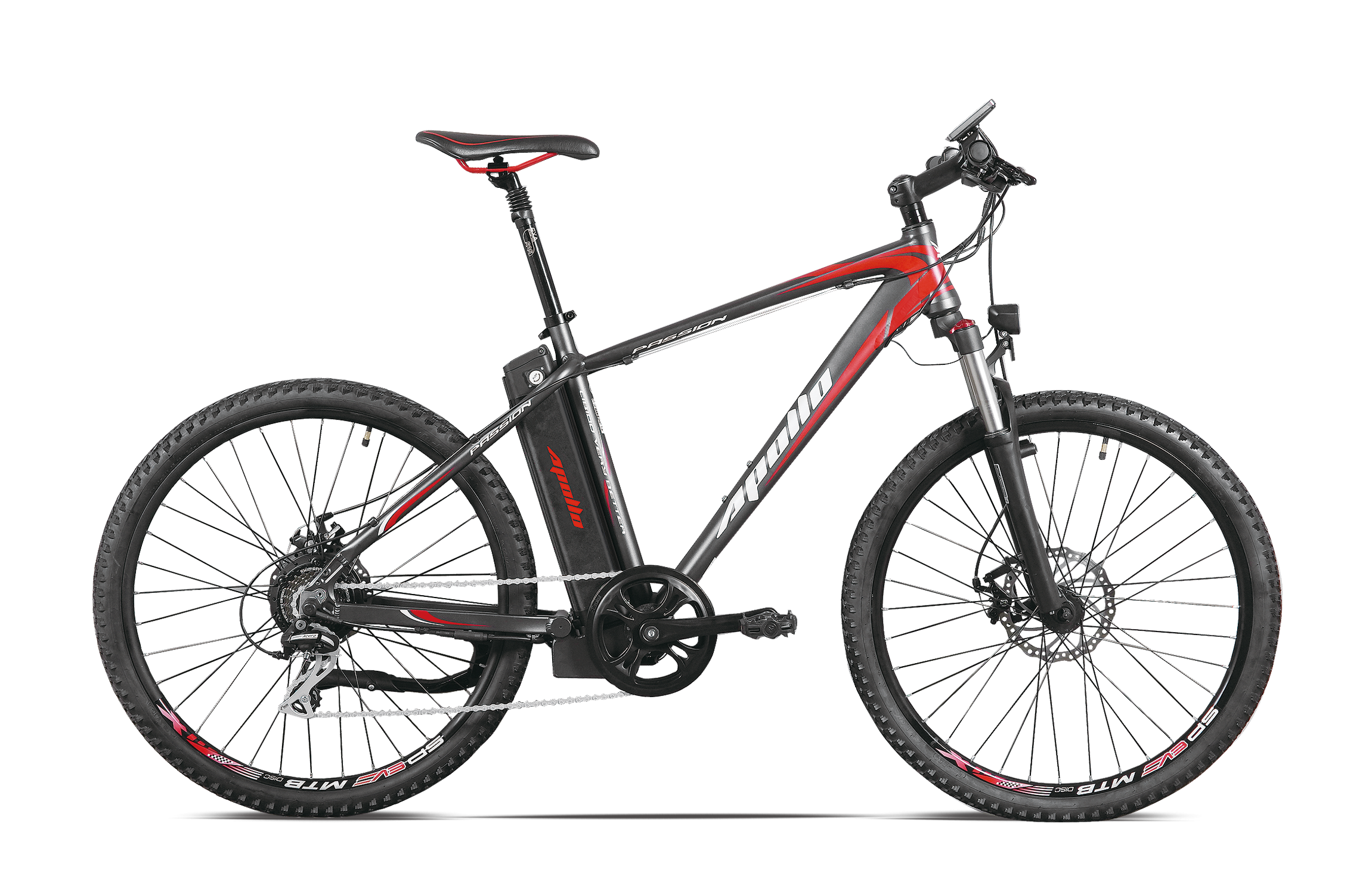 Apollo mountain bike e-bike 16 zoll günstig