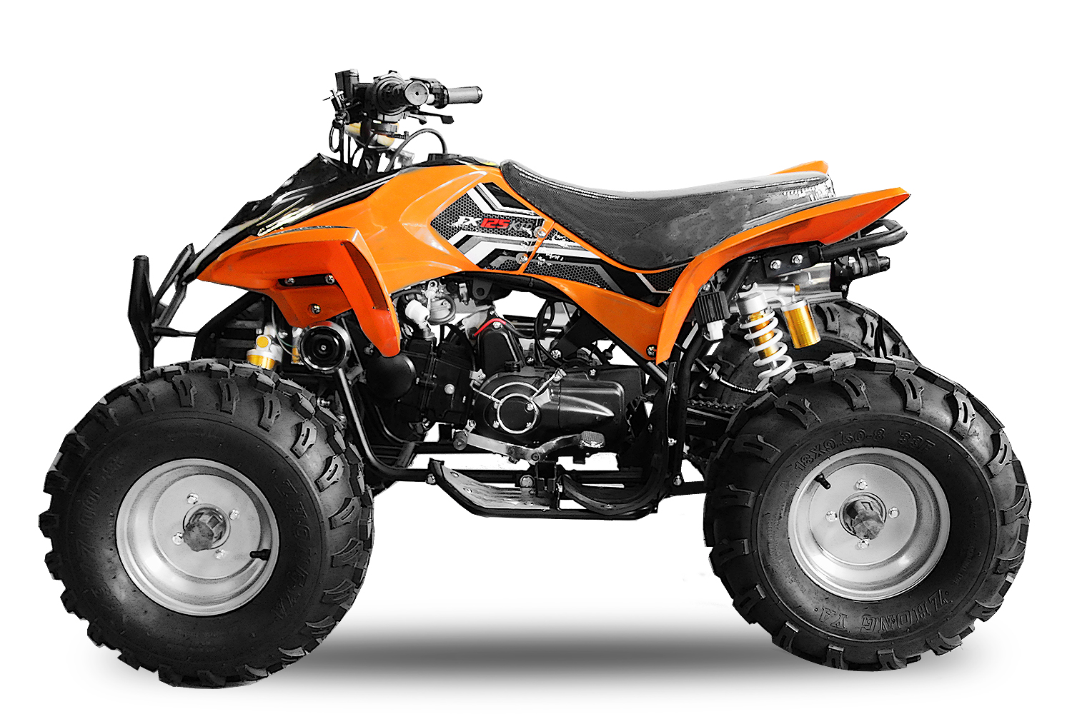 125cc Grizzly 3G8 Quad