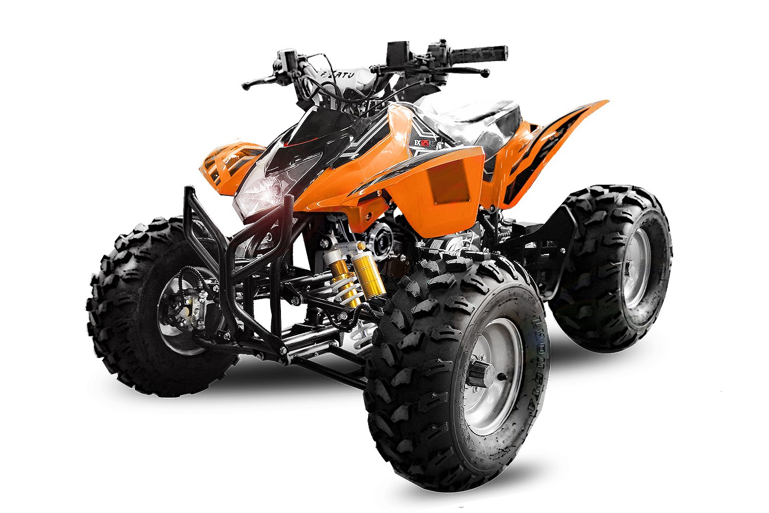 125cc Grizzly 3G8 Quad Semit Automatik