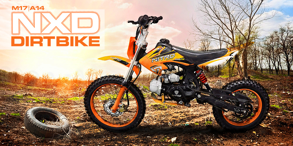 150cc Bike Hurricane Dirtbike