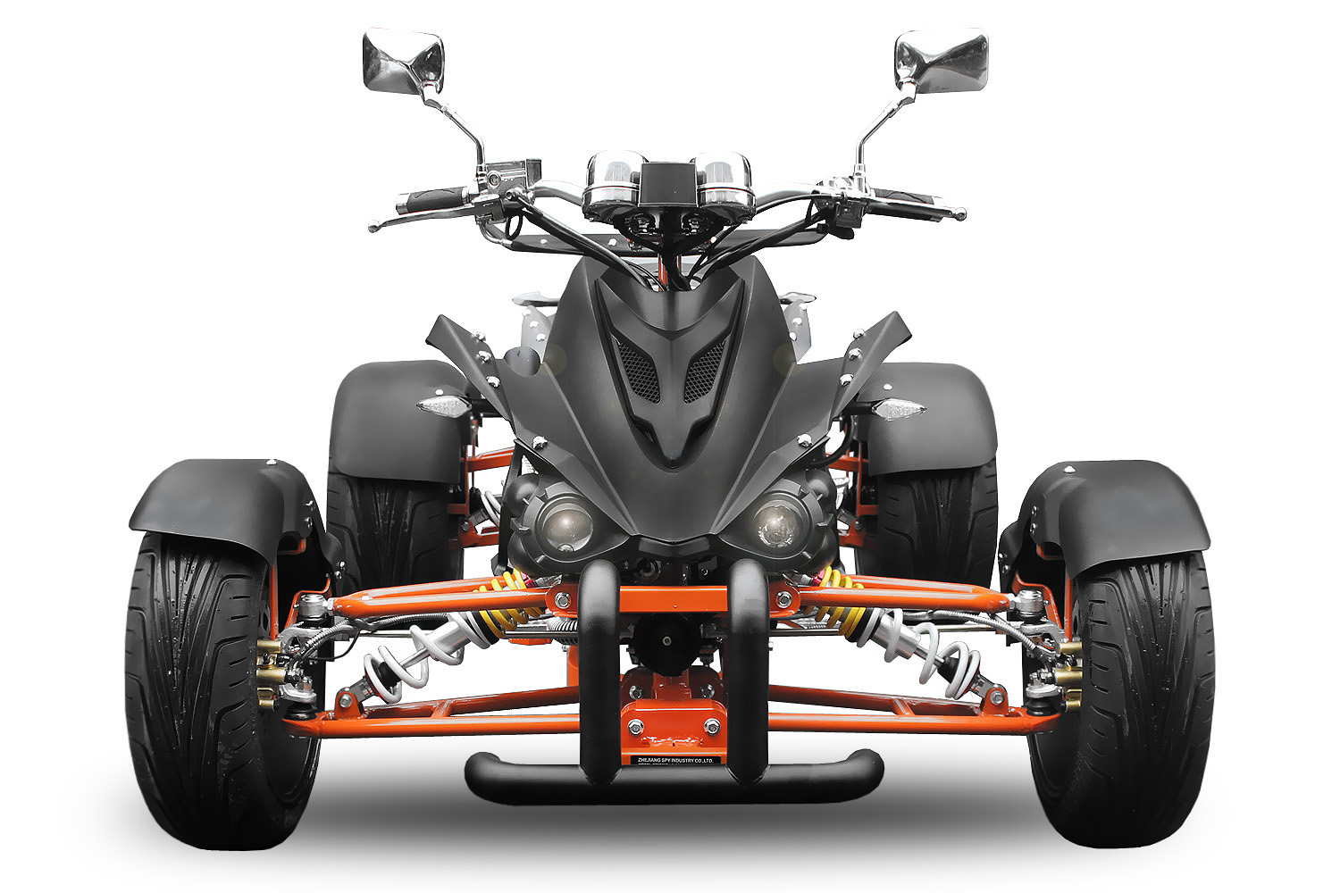 350cc SPY Racing QUAD Differential | 14""