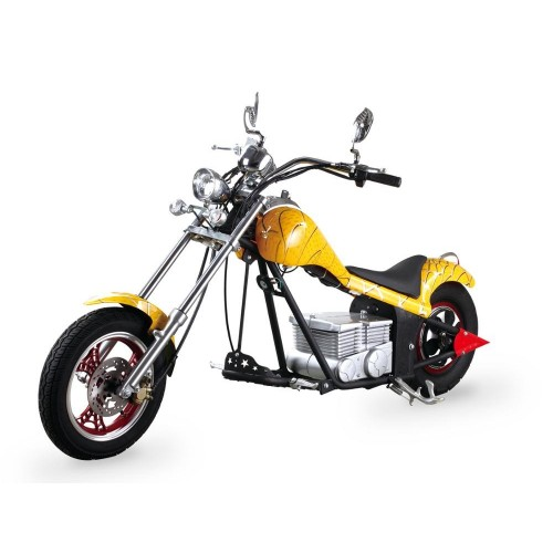 Chopper Elektroroller Coco City Scooter 1000 Watt